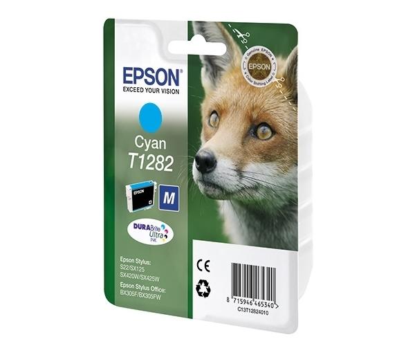 Картридж Epson Stylus S22/SX125/SX420W/SX425W/BX305F (O) C13T12824011/C13T12824012, C
