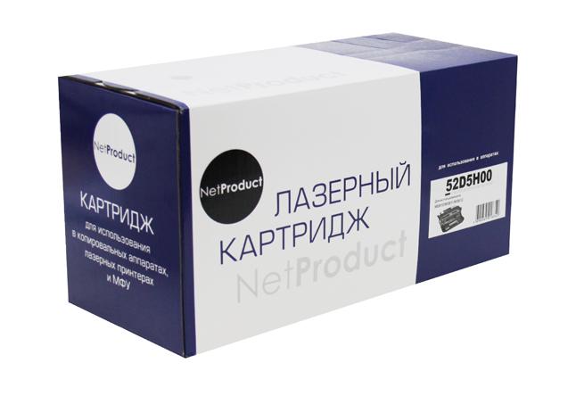 Тонер-картридж NetProduct (N-52D5H00) для Lexmark MS810/MS811/MS812, 25K