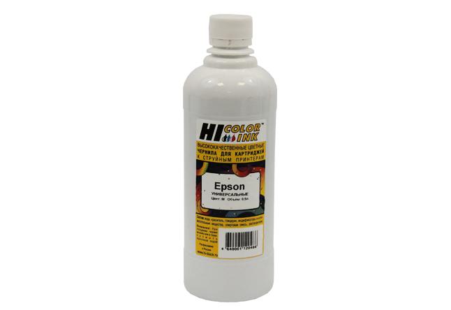 Чернила Hi-Black Универсальные для Epson, M, 0,5 л.