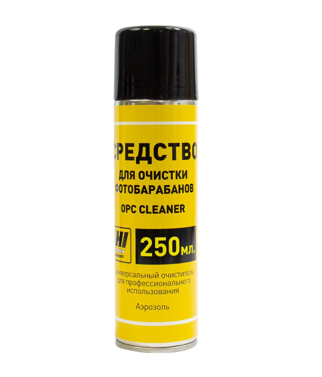 Средство Hi-Black для очистки фотобарабанов (ОРС Drum Cleaner), аэрозоль 250 мл