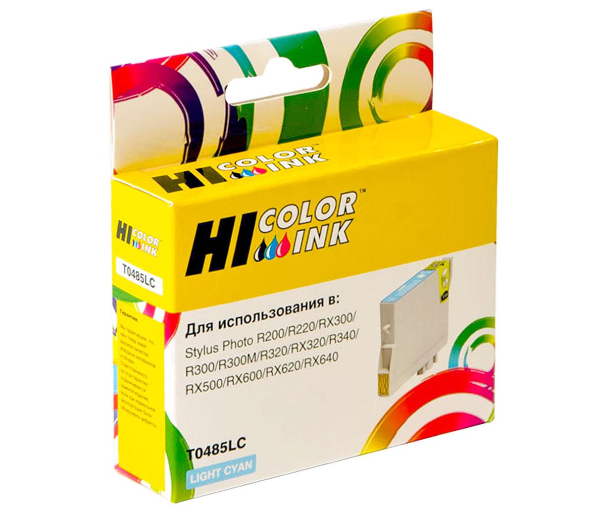 Картридж Hi-Black (HB-T0485) для Epson Stylus Photo R200/R300/RX500/RX600, LC