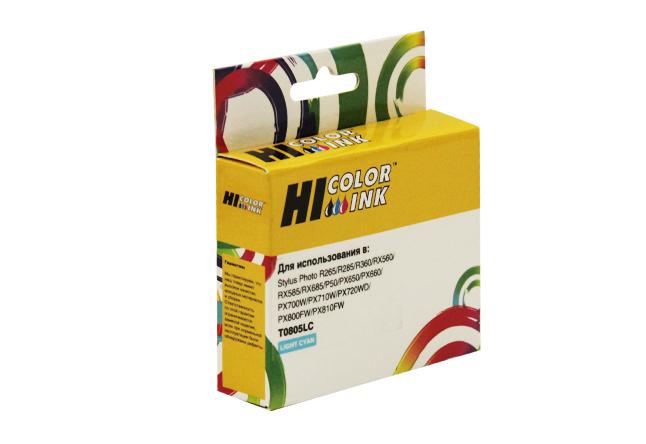 Картридж Hi-Black (HB-T0825) для Epson Stylus R270/295/390/RX590/T50, LC