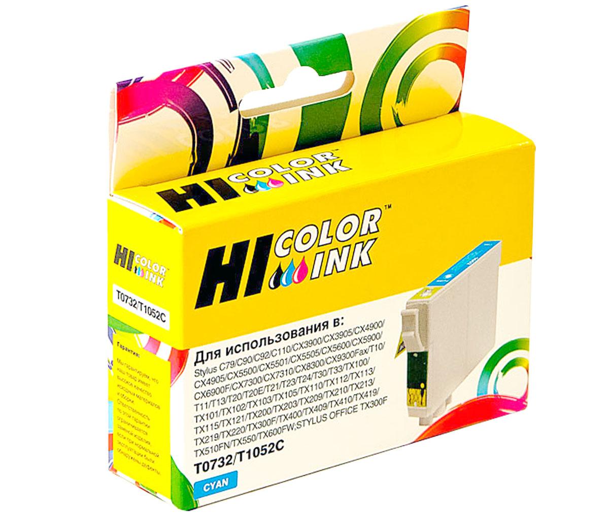 Картридж Hi-Black (HB-T0732) для Epson Stylus C79/C110/T40W/TX200/400/TX600FW, C