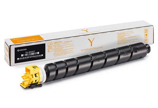 Тонер-картридж TK-8515Y Kyocera  5052ci/6052ci, 20К (О) жёлтый 1T02NDANL1
