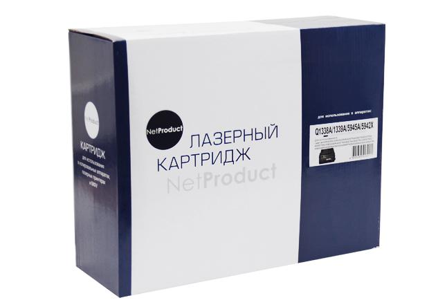 Картридж NetProduct (N-Q1338/5942/5945/1339) для HP LJ 4200/4300/4250/4350/4345, Унив, 20K