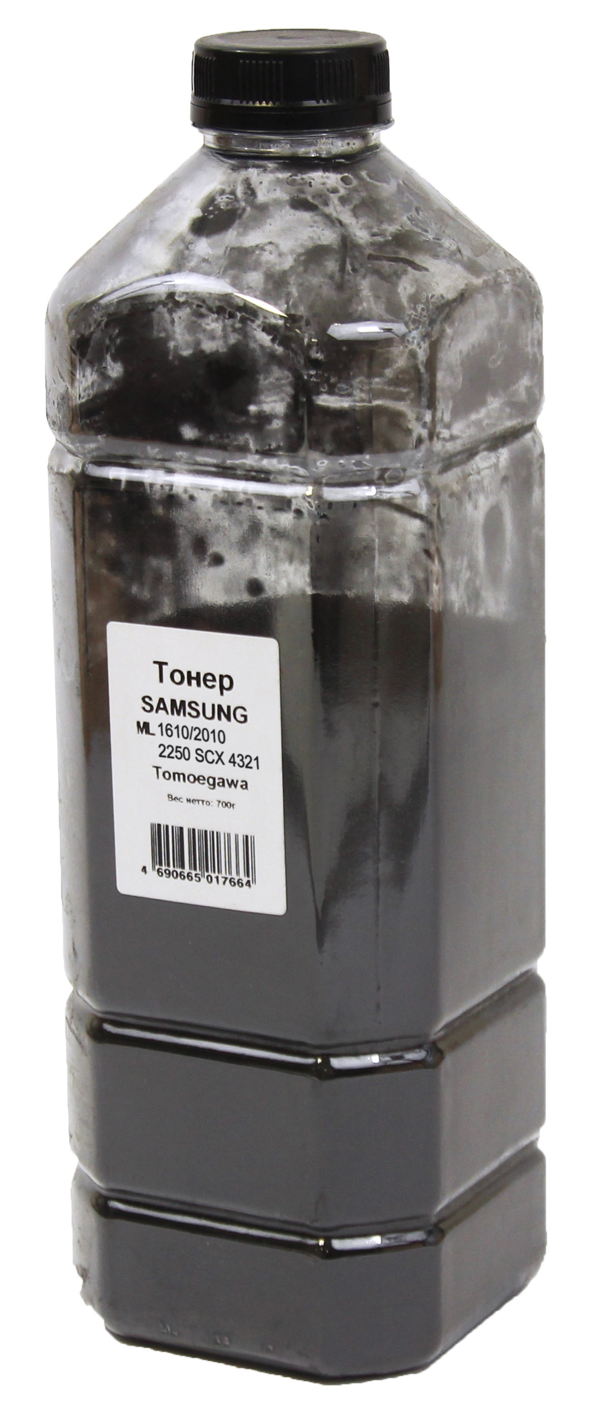 Тонер Tomoegawa для Samsung ML-1610/2010/2250/SCX-4321, Bk, 700 г, канистра