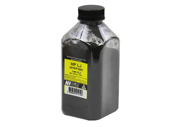 Тонер Hi-Black для HP LJ 2410/P3005, Тип 4.2, Bk, 370 г, банка