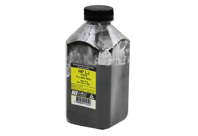 Тонер Hi-Black для HP LJ P3015/Pro MFP M521, Тип 4.2, Bk, 280 г, банка
