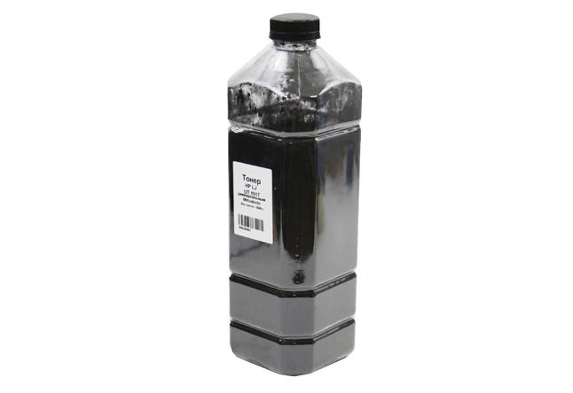 Тонер Delacamp Универсальный UT 1917 для HP LJ, Bk, 1 кг, канистра