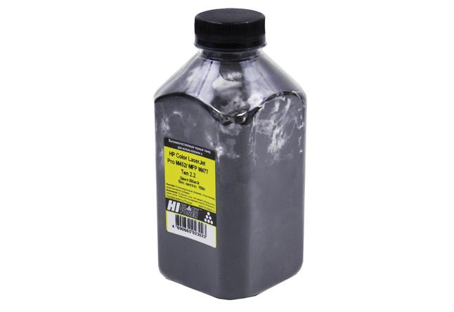 Тонер Hi-Black для HP CLJ Pro M452/MFP M477, Химический, Тип 2.2, Bk, 150 г, банка