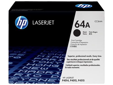 Картридж HP LJ P4014/ P4015/P4515 (O) CC364A, 10K
