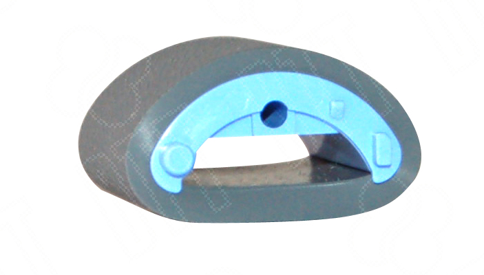 RL1-0303/RF0-1008 Ролик захвата бумаги HP LJ 1000/1150/1200/1300/3380/LBP-1210 (O)