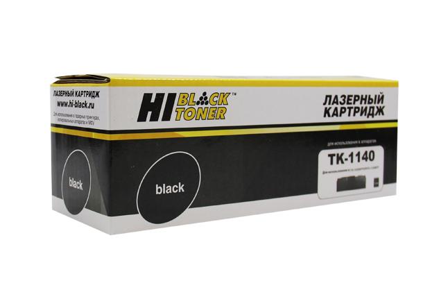 Тонер-картридж Hi-Black (HB-TK-1140) для Kyocera FS-1035MFP/DP/1135MFP/M2035DN, 7,2K