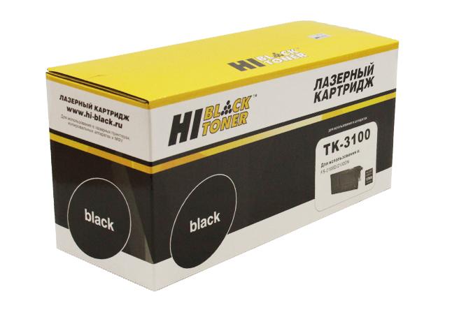 Тонер-картридж Hi-Black (HB-TK-3100) для Kyocera FS-2100D/DN/ECOSYS M3040dn, 12,5K